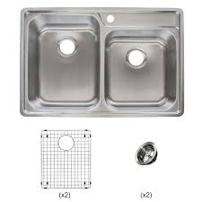 Franke Evolution All In One 33 Wide X 9 Inch Deep Top Mount 1 Hole