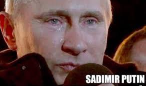 Internet memes mocking Vladimir Putin are now ILLEGAL in Russia ... via Relatably.com