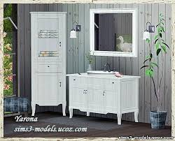 sims 3 cc furniture. Small Bathroom Set By Yarona - Sims 3 Downloads CC Caboodle Cc Furniture