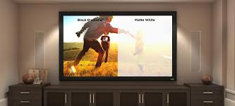 projector wall paintBlack Diamond  Projector Screens  Screen Innovations