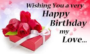 Happy Birthday My Love Images Happy Birthday Shayari For