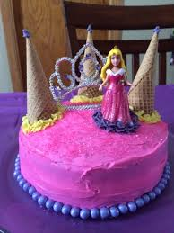Super Simple Princess Cake Diy Purchased Everything From Walmart