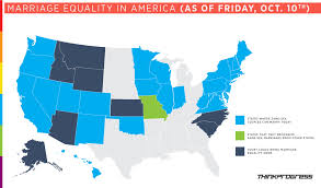 what the heck is going on everywhere a marriage equality