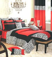 zebra print bedroom furniture. Zebra Bedroom Furniture Red And Print Ideas Stunning Black For D