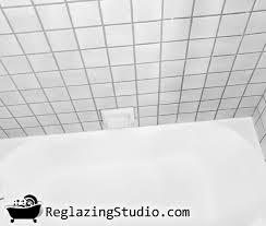 bathroom ceramic tile wall refinishing los angeles