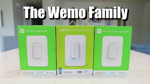 3 Switch Smart Light Switch The Wemo Smart Switch Family New Light Switch Dimmer 3 Way Install Review