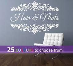 image is loading personalised name beauty hair salon damask swirls frame  on damask sticker wall art with personalised name beauty hair salon damask swirls frame wall art