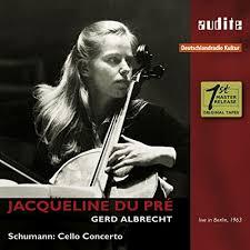 <b>Jacqueline du Pré</b> Plays <b>Schumann</b> Cello Concerto (1963 Live ...