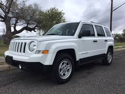 jeep patriot 2014 white. Contemporary Jeep 2014 Jeep Patriot ALTITUDE  San Antonio TX Intended White