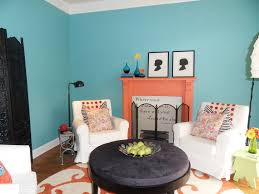 Red And Turquoise Living Room Red Living Room Accents Home Design Images