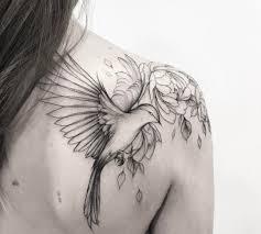 татуировка птица стая птиц историческое смысловое значение образа