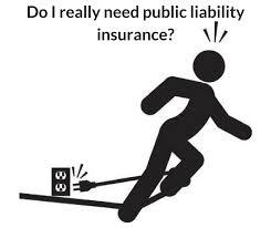 do i really need public liability insurance
