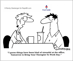 fun things for the office. Fun Friday Office RapidBI-Cartoon (260) Fun Things For The