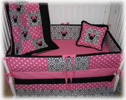 Best 25+ Minnie mouse crib set ideas on Pinterest | Minnie mouse ... & Minnie Mouse Chic with quilt nursy set. were was this when i was picking  out my daughters nursey stuff! Adamdwight.com