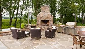 Outdoor Kitchen Fireplace Mi Outdoor Kitchen Kalamazoo Outdoor Gourmet