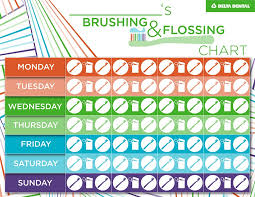 These basically contain different colour. Activities For Children S Dental Health Month