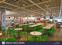 restaurant at the ikea furniture store in coventry B1XG02