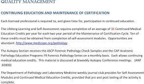 Intra Departmental Autopsy Quality Assurance Qa Date Initials Date