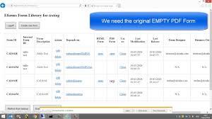 How To Merge Xfdf Xml File Into Pdf Form Youtube