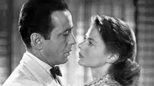 Image result for casablanca 1942 laszlo and ilsa kiss