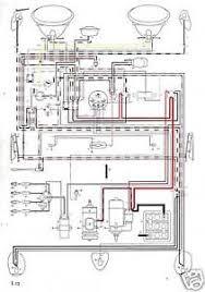 1965 volkswagen wiring diagrams wirdig details about volkswagen wiring diagram 1962 1965 beetle vw