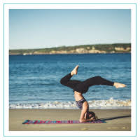 yoga for when you are traveling abroad