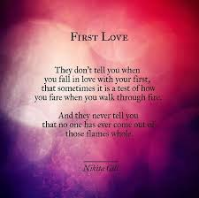 First Love Quotes Extraordinary 48 First Love Quotes 48 QuotePrism