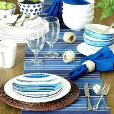 blue glass dinnerware sets blue dinnerware set piece dinnerware set service for 4 square blue glass
