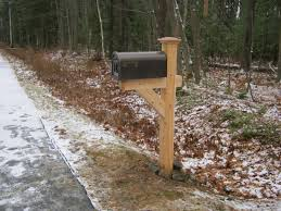 mailbox post plans. Modren Mailbox Mailbox Post Ideas Cedar Plans Ideas L And Mailbox Post Plans