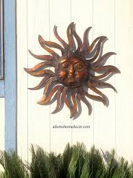 outdoor iron wall art 40 best outdoor metal wall art sun elegant sun wall decor daskcorg