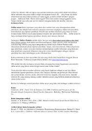 Penulisan daftar pustaka yang benar cara membuat contoh dalam penulisan sebuah karya ilmiah kita diharuskan untuk menyajikan suatu informasi dengan disertai sumber yang benar. Doc Cara Nulis Daftar Referensi Agatha Maisie Academia Edu