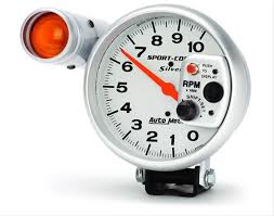 unbeatable where the is truly unbeatable auto meter 3911 sport comp silver 5 in tachometer shift light