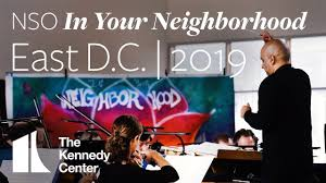 Nso In Your Neighborhood 2019 East D C National Symphony Orchestra