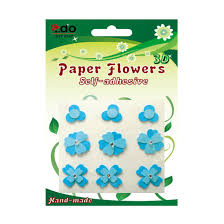 Paper Flower Quotes China Self Adhesive Paper Flower Sticker For Card Making Fb 01