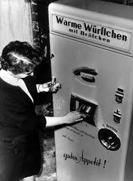 Whisky Vending Machine Custom 48 Wild Vending Machines You'll Wish Were Still Around HuffPost