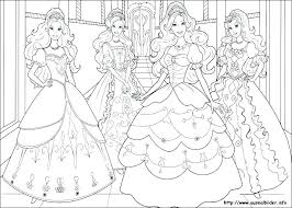 Barbie Drawing Pages Coloring Page Barbie Barbie Drawing Pages At