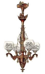 renaissance revival lighting 1865 1870