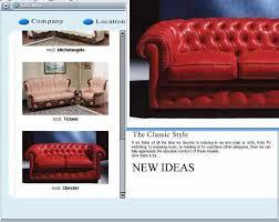 Fine italian leather furniture Sectional Sofa Italian Leather Furniture Italian Furniture Maker
