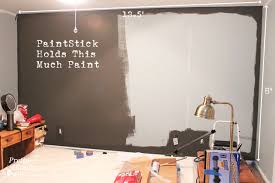 PaintStick holds this much paint