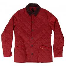 Barbour Heritage Liddesdale Quilt Jacket Red - Mens Clothing from ... & Heritage Liddesdale Quilt Jacket Red Adamdwight.com