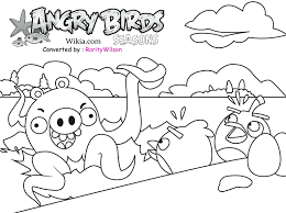 angry birds coloring pages pdf coloring sheets