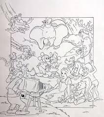 Disney Vicar Blai Sanchis Originele Coverposter Complete