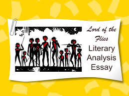 lord of the flies literary analysis essay prompt in a well  2 lord of the flies