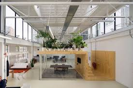 loft office. Urbanism Architecture Has Redesigned The Main Space Of An Old Steam Factory In Delfshaven Neighborhood Rotterdam Into Open Loft Office .
