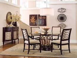 round glass dining room sets awesome with photo of round glass set fresh on