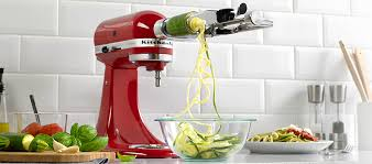 kitchenaid spiralizer attachment. kitchenaid spiralizer attachment c