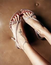Nicole Richie Tetování