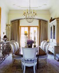 style curtains mediterranean living room