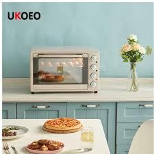 ⭐Lò nướng UKOEO 52L Lò nướng thiết bị làm bánh chất lượng: Mua bán trực  tuyến Lò nướng đối lưu với giá rẻ