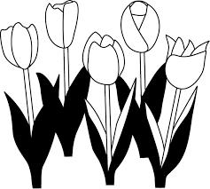 定番の花1 04 チューリップ 花の無料イラスト素材 イラストポップ